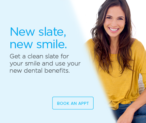 Castle Rock Modern Dentistry and Orthodontics - New Year, New Dental Benefits